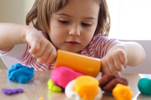 Imaginatia copilului mic