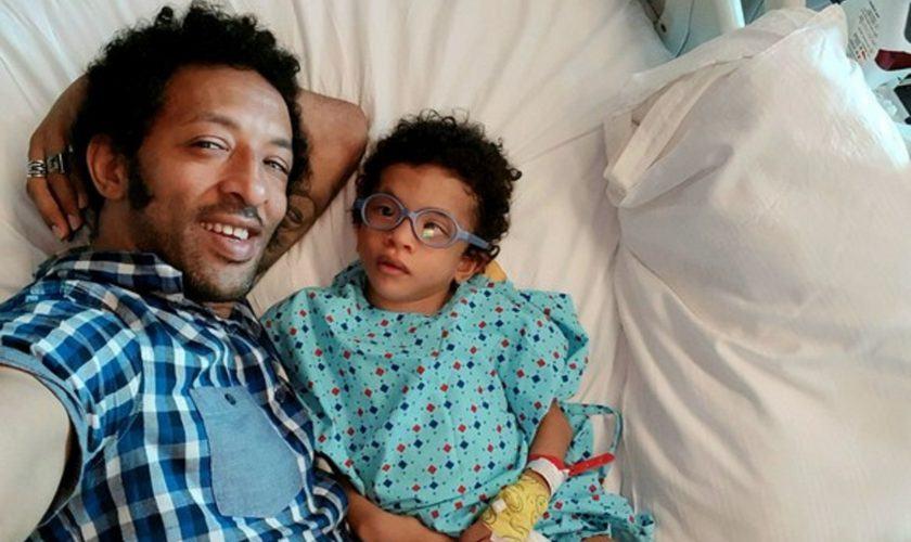 Fiul lui Kamara, operat din nou, pentru a sasea oara