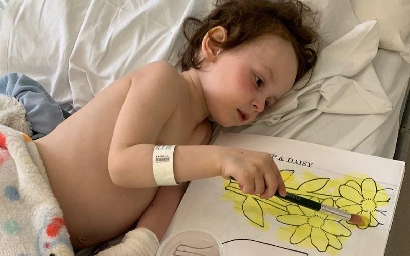 Fiul meu a petrecut 10 zile in spital cu boala Kawasaki, care are legatura cu Covid-19