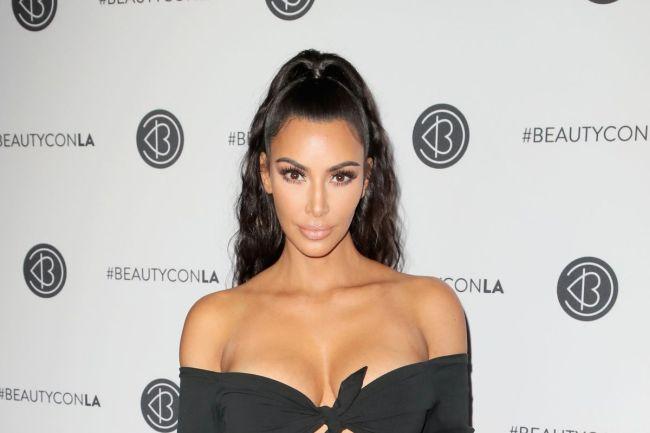 Gestul oribil pe care l-a facut Kim Kardashian fata de fetita sa