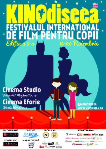 3 500 de locuri rezervate cu doua saptamani inainte de inceperea Festivalului de film KINOdiseea