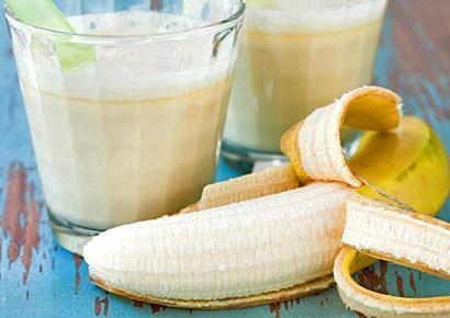 Dieta cu banane si lapte