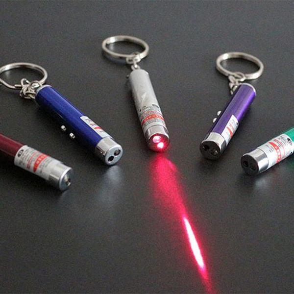 Avertisment ANPC! Jucarii cu laser, posibil pericol pentru copii