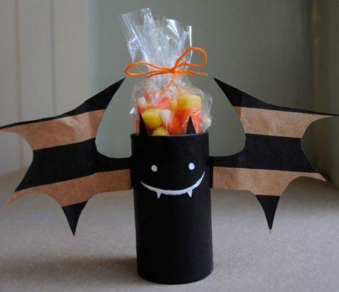 9 crafturi mai putin infricosatoare pentru Halloween