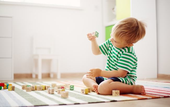 Dezvoltarea limbajului la copilul mic (1-2 ani)