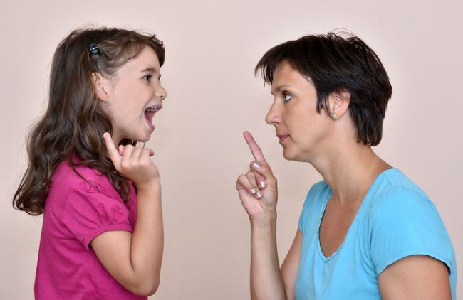 Copilul vorbeste urat? Uite ce trebuie sa faci!