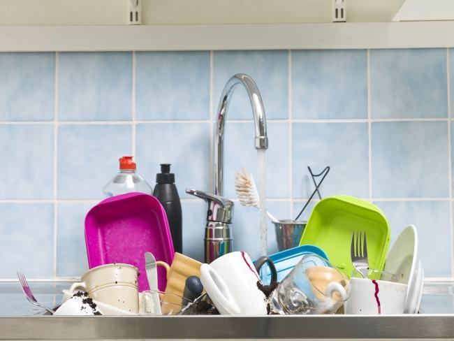Cele mai murdare locuri din casa ta