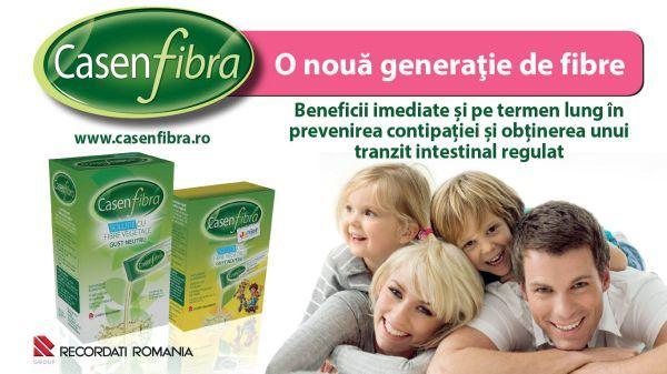 O noua generatie de fibre impotriva constipatiei