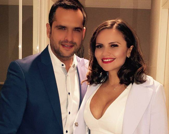 Sotia lui Madalin Ionescu, criticata dur pentru cum a ales sa-si imbrace fetita de ziua ei