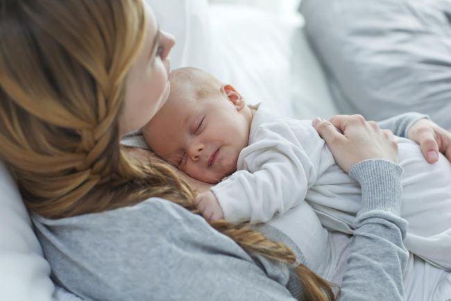 Atasamentul sigur dintre mama si copil