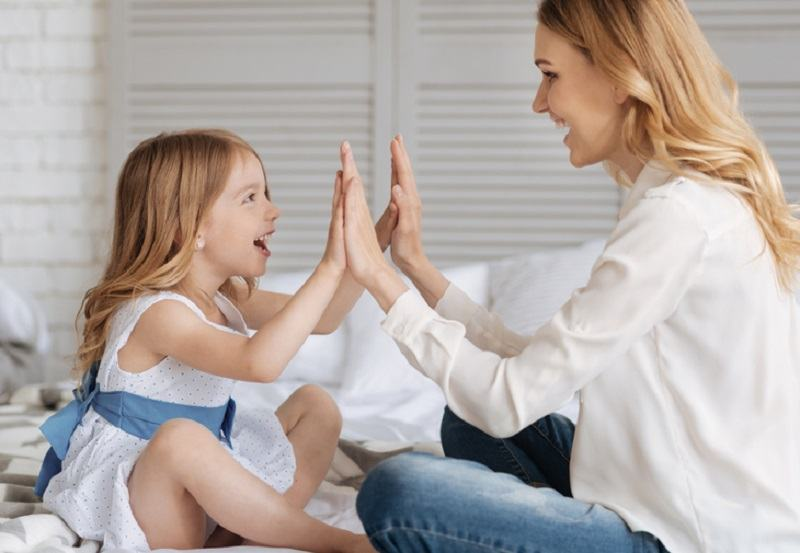 Trateaza-ti copilul cu multa atentie: este facut din vise