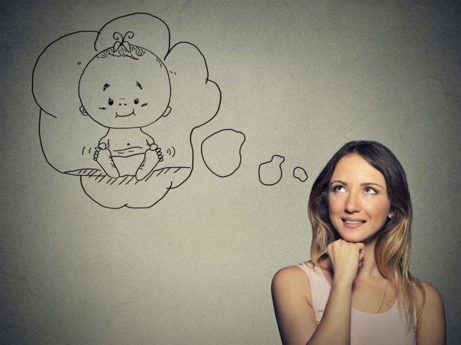 Studiu: Cand te gandesti la copilul tau devii mai destept