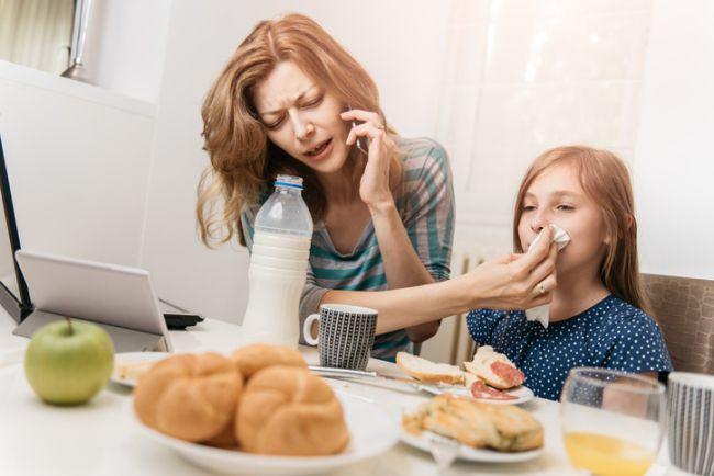 Da, sunt regina multitasking-ului si nu am fost nicicand mai extenuata!