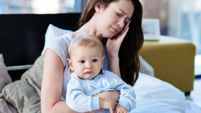 Cum iti protejezi copilul de virusuri cand esti bolnava. Sfaturi utile