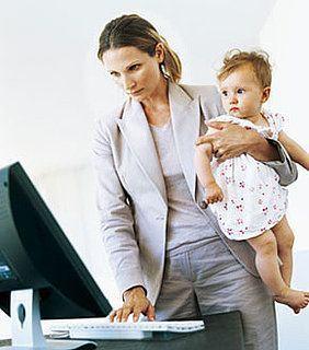 Cariera si copilul, motive de vinovatie pentru mamici