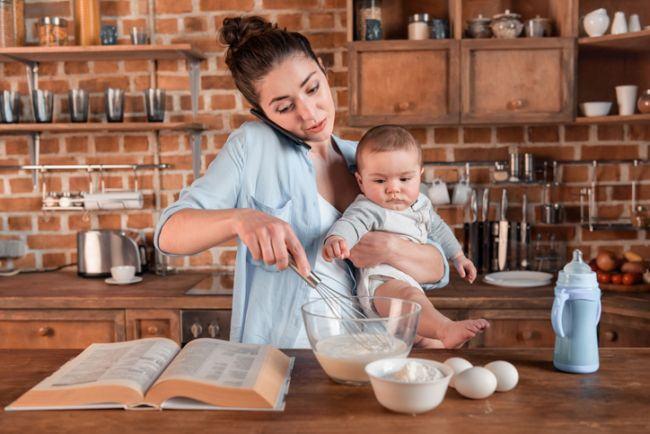 Scrisoare catre mamele care stau acasa cu copiii