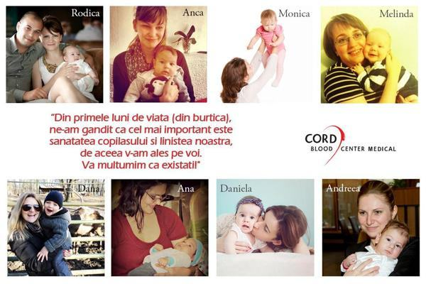 Cord Blood Center Medical aniverseaza 8 ani in Romania