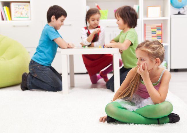Ce facem cand copilul este respins sau marginalizat de colegii de clasa