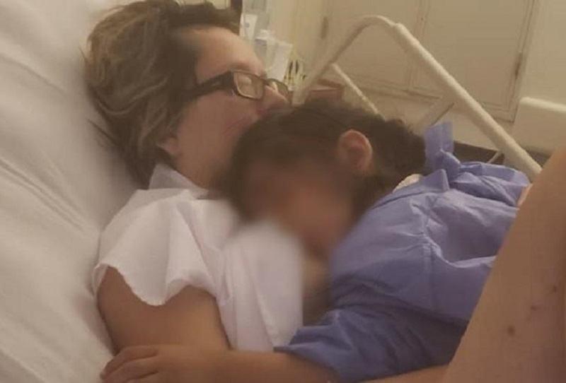 O mama aflata in coma s-a trezit ca sa-si alapteze fiica