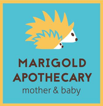 Marigold Apothecary - Pentru bebelusi fericiti si mame linistite