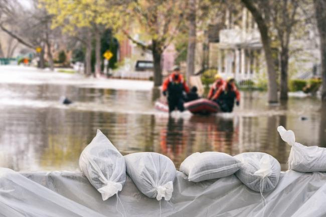 Ce sa faci in caz de inundatie
