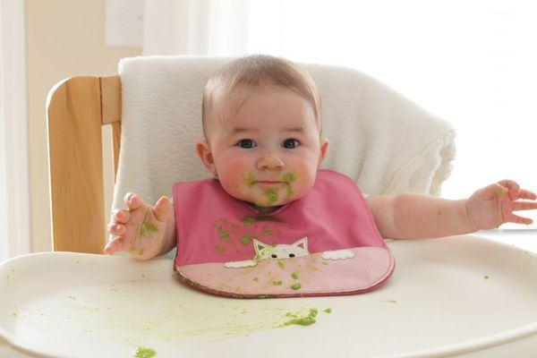 Cand introducem mazarea in alimentatia copilului