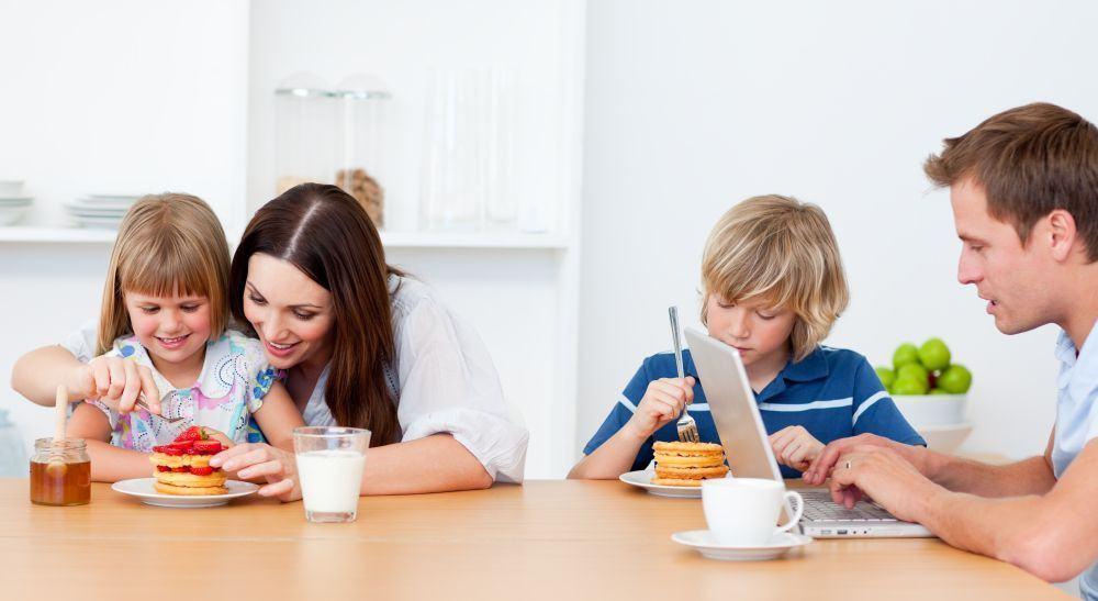 Alimentele principale pentru copiii prescolari si scolari