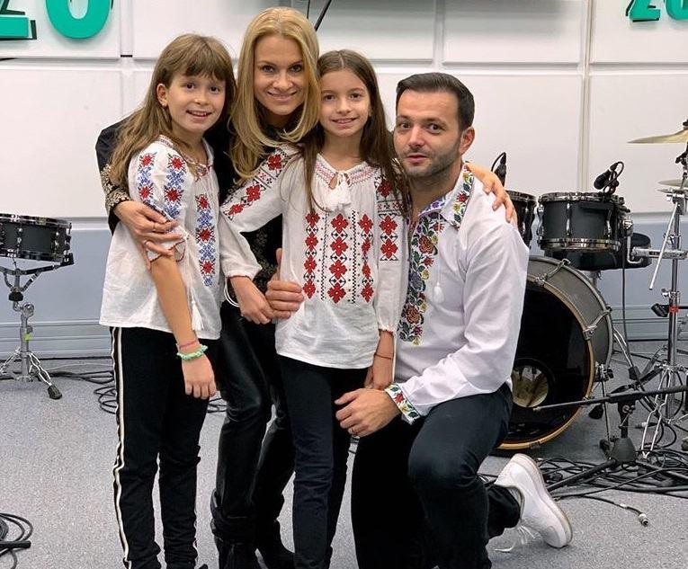 Una dintre fiicele lui Mihai Morar are Covid.