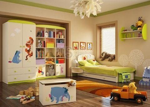 Mobilier pentru copii cu personaje Disney