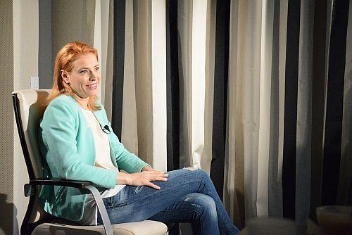 Monica Davidescu despre recoltarea de celule stem