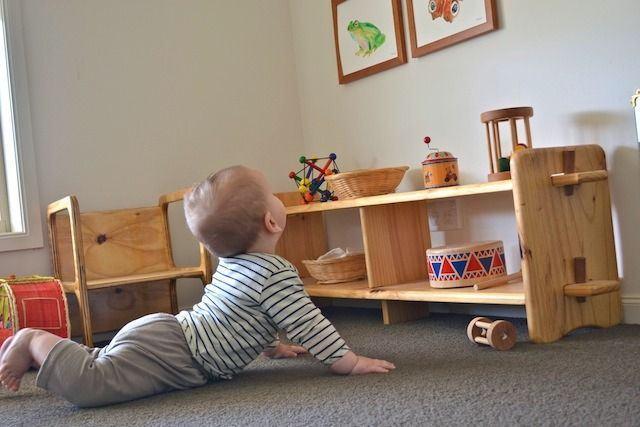 Cum sa amenajezi camera copilului in stil montessori - Camera montessori ...