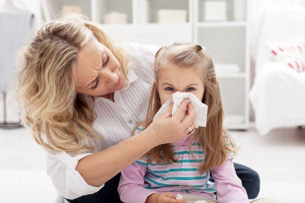 Cum ajuti copilul cand are nasul infundat
