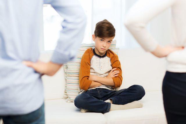 Cum sa raspunzi negativitatii copilului?