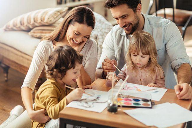 Sanatatea mentala a copilului: 10 nevoi pe care parintii trebuie sa i le indeplineasca