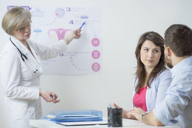 Implantarea ovulului fertilizat in uter (nidatia)