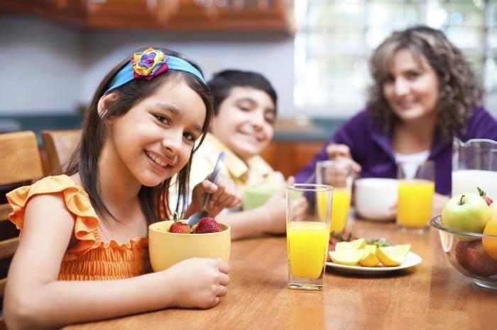 De cate calorii au nevoie copiii zilnic?