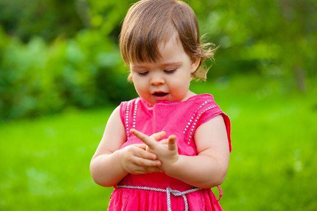 numarat degete copii