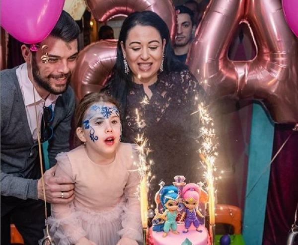 Ce a decis Oana Roman in legatura cu fiica sa, dupa ce a anuntat ca divorteaza