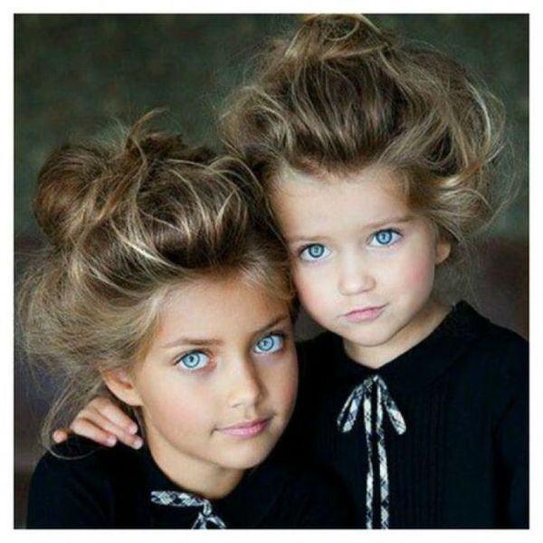 Copiii cu cei mai frumosi ochi din lume. Pur si simplu te hipnotizeaza