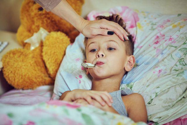 Oreionul la copii: care sunt simptomele si cum se trateaza