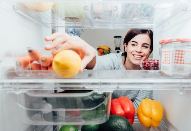 Cum sa depozitezi corect alimentele in frigider