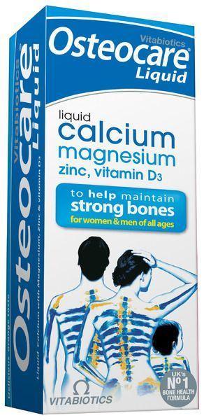 Osteocare, doza de calciu completa pentru copilul tau