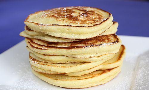 Clatite americane (pancakes)