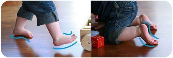 Masura corecta a pantofilor pentru copilul tau
