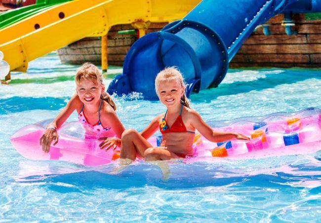 Top 5 parcuri acvatice pentru copii, din Bucuresti