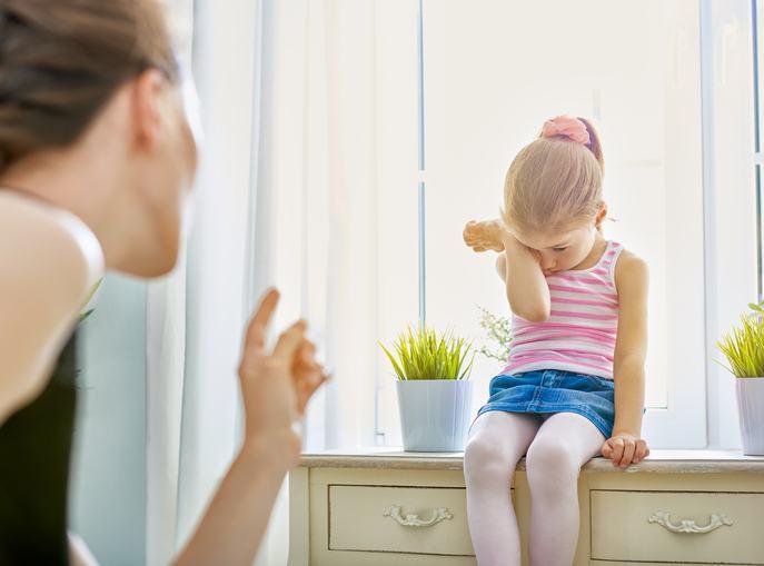 Copiii nu trebuie pedepsiti pentru ca sunt umani!