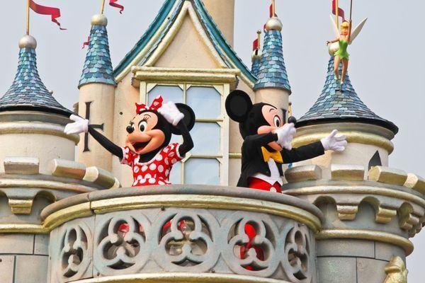 Numele personajelor Disney, printre cele mai populare nume de copii