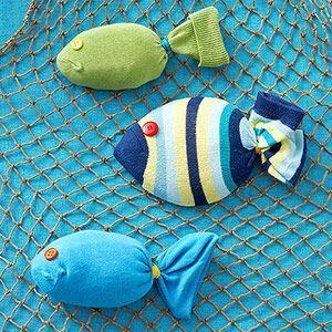 5 crafturi inspirate de pescuit