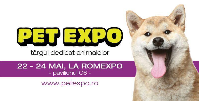 Pet Expo, cel mai mare targ dedicat animalelor de companie, isi deschide portile maine