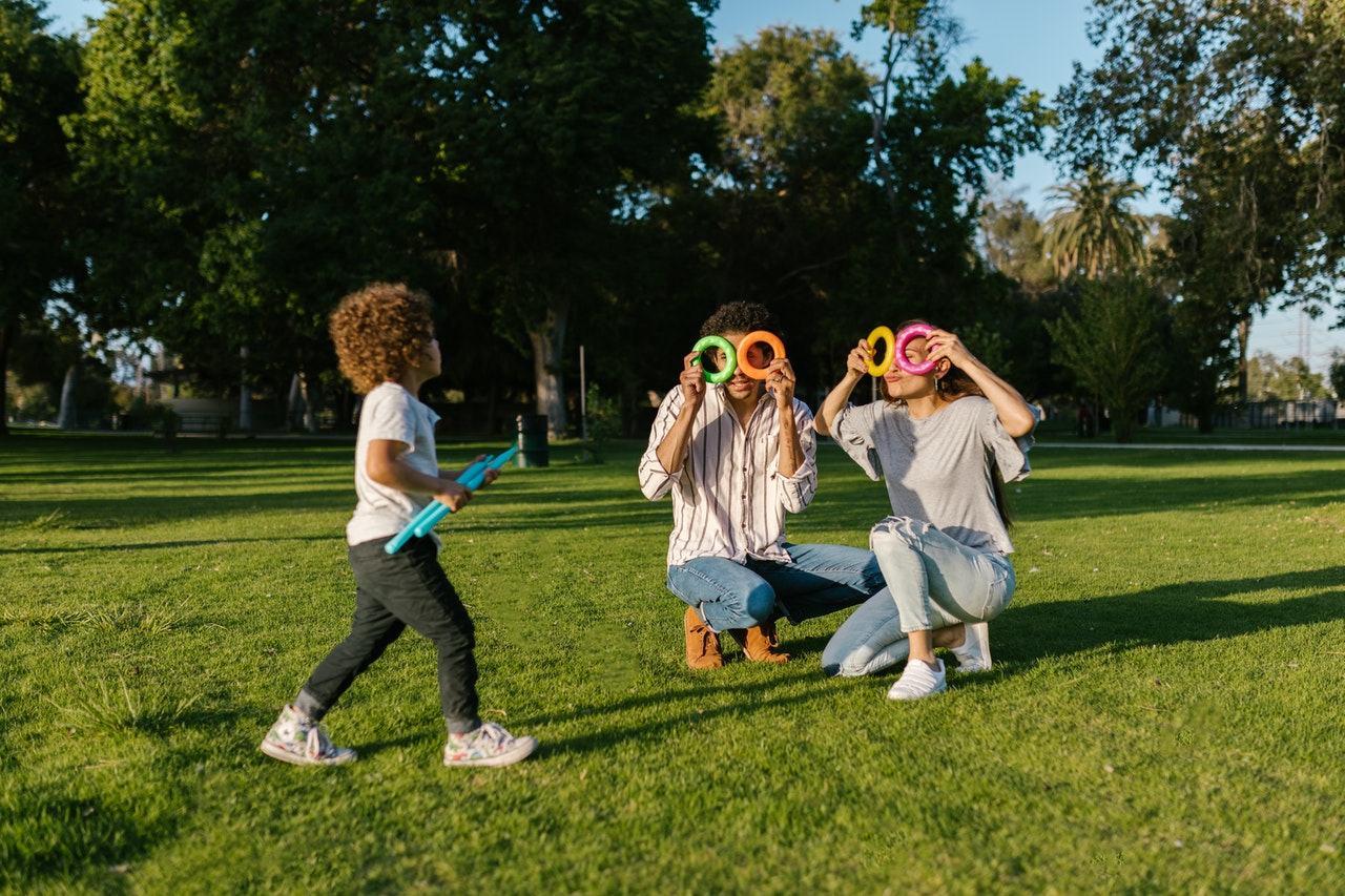 Activitati distractive pentru parinti si copii
